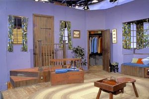 Mister Rogers' House Inside Based On