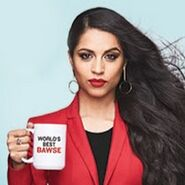 Lilly Singh's Youtube Avatar