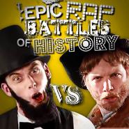 Abe Lincoln vs Chuck Norris