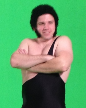 André the Giant Cameo