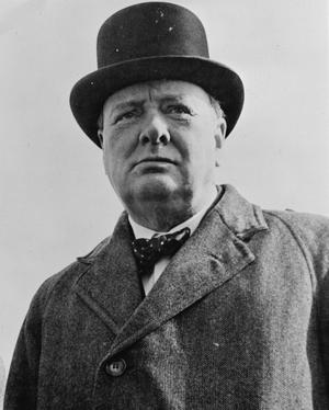 Winston Churchill Based On