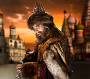 Ivan the Terrible Making Poison