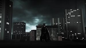 Gotham City Rooftop