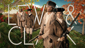 Lewis & Clark Title Card