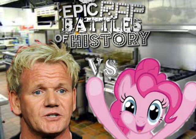 File:Gordon Ramsay vs Pinkie Pie.jpg