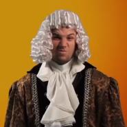 Johann Sebastian Bach Cameo Nice Peter vs EpicLLOYD