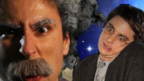 Einstein vs Stephen Hawking -Epic Rap Battles of History 7-0