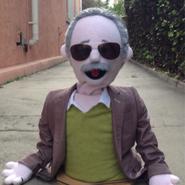 Stan Lee Puppet 3