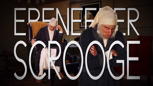 Ebenezer Scrooge Title Card