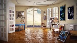 Pablo Picasso's Studio