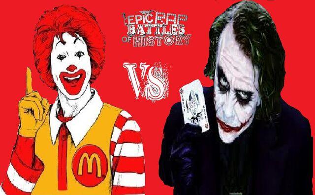 File:Ronald McDonald vs The Joker.jpeg
