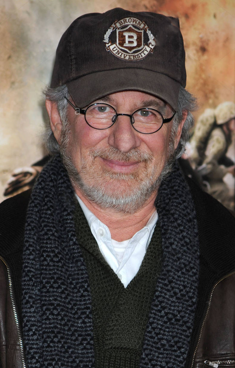 Steven Spielberg Based On