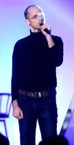 Nice Peter as Steve Jobs 3rd Streamy Awards
