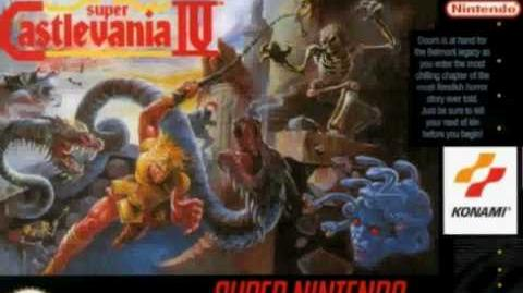 Simon's Theme Super Castlevania 4 Music