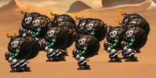Ork bombers