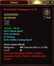 Frostwind Champion's Coif