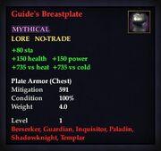 Guide's Breastplate