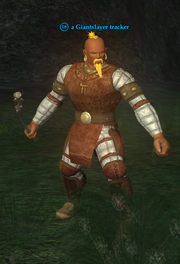 A Giantslayer tracker