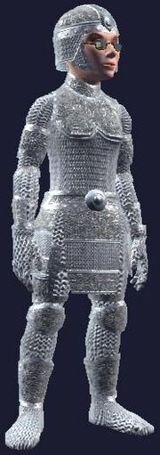 Tynnonite chainmail (Equipped)