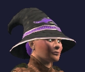 Hoo'Loh's Witchy Hat (Equipped)