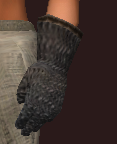 Iron Chainmail Gloves (Equipped)