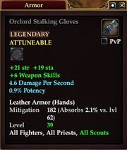 Orclord Stalking Gloves