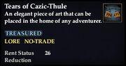 Tears of Cazic-Thule