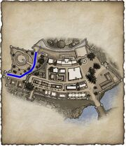 Bayle Court map