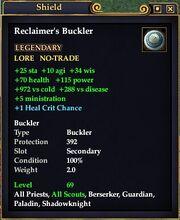 ReclaimersBuckler