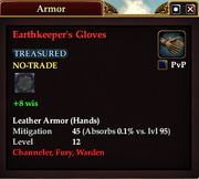 Earthkeeper's Gloves
