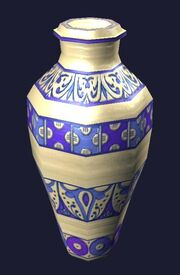 Ornate Quellithulian Vase (Visible)