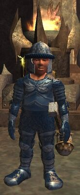 Requisition (Armor Set) (Visible, Male)
