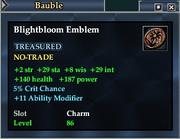 Blightbloom Emblem