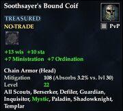 Soothsayer's Bound Coif