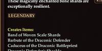 Bone Golem Shards