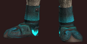 Frostwind Oracle's Sabatons (Equipped)