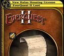 A tax-free New Halas housing license