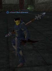 A Gra'al Shul alchemist
