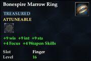 Bonespire Marrow Ring