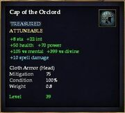 Cap of the Orclord