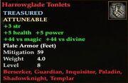 Harrowglade Tonlets