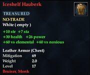 Iceshelf Hauberk