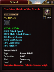 Combine Shield of the March