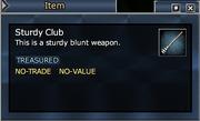 Sturdy Club