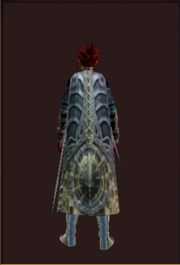 Empowered Cloak of the Qeynosian Scout (visible)