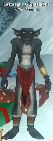 Grimagus Gigglegibber (Elfin Wonderland)