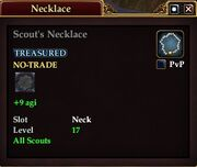 Scout's Necklace