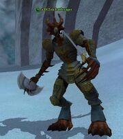 A Di'Zok battlerager