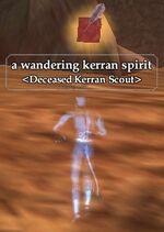 A wandering kerran spirit