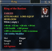 Ring of the Bastion